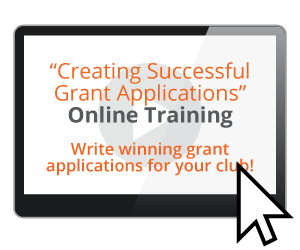 Why not take one of our online courses and improve your chances of winning grants.